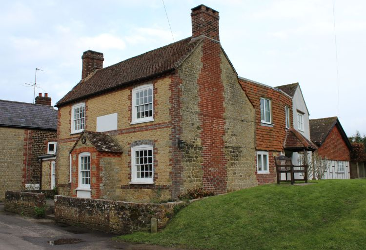 Former New Inn, Stedham